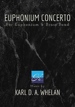 Euphonium Concerto with Brass Band (Karl Whelan)