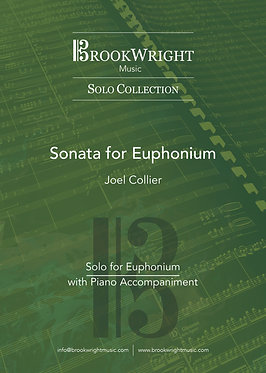 Sonata for Euphonium (Joel Collier)