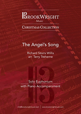 The Angel's Song - Euphonium Solo with Piano (Willis arr. Terry Treherne)