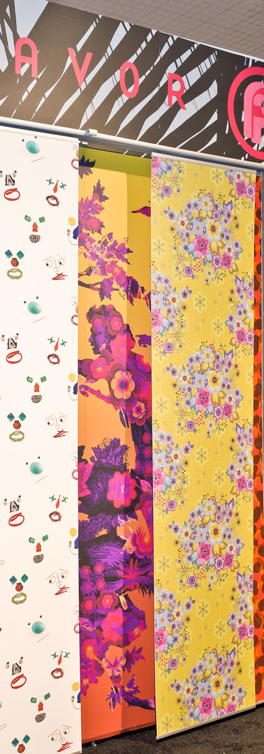Rochambeau - Wallpaper for Flavor Paper
