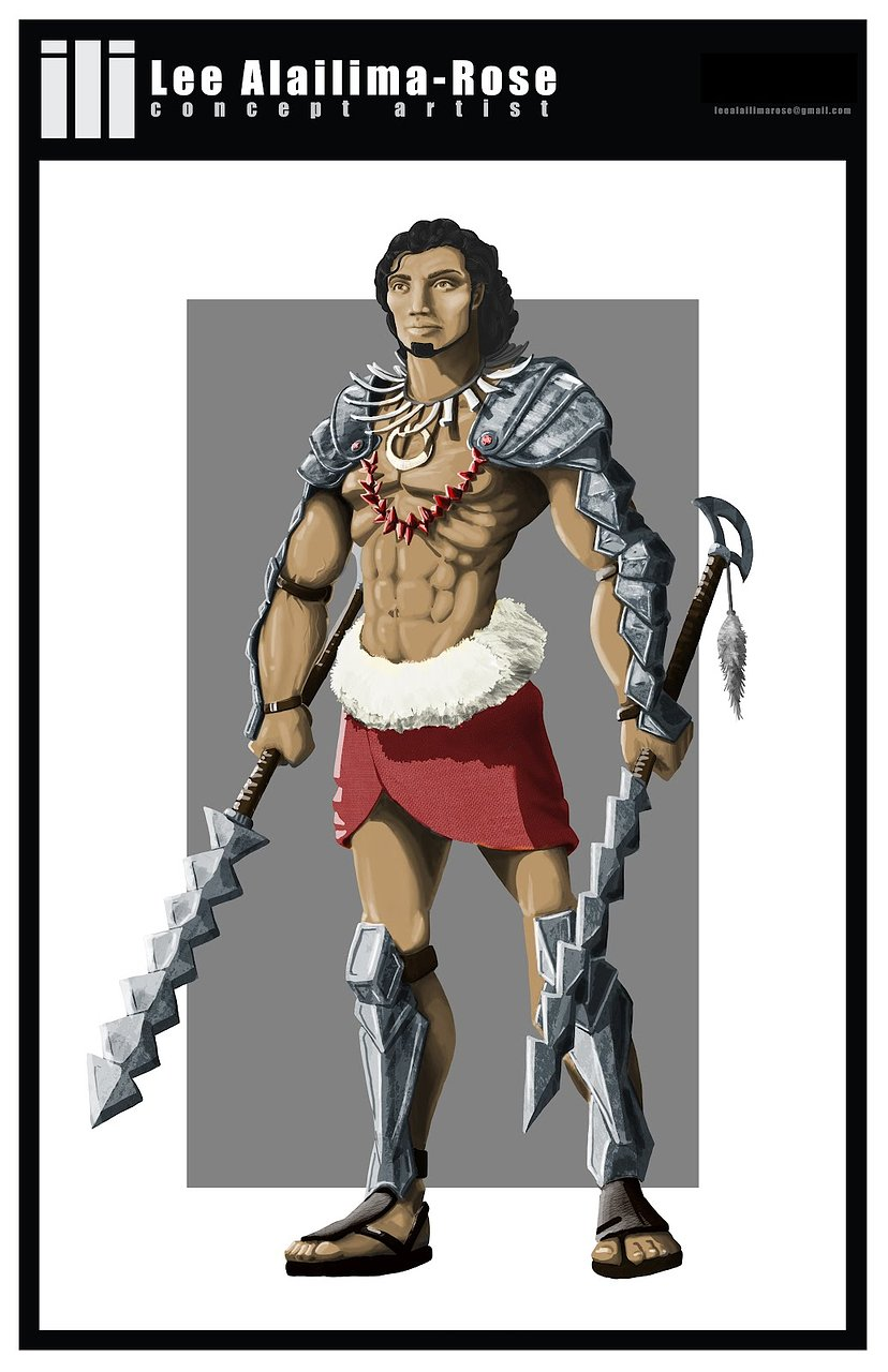 Iron Islander