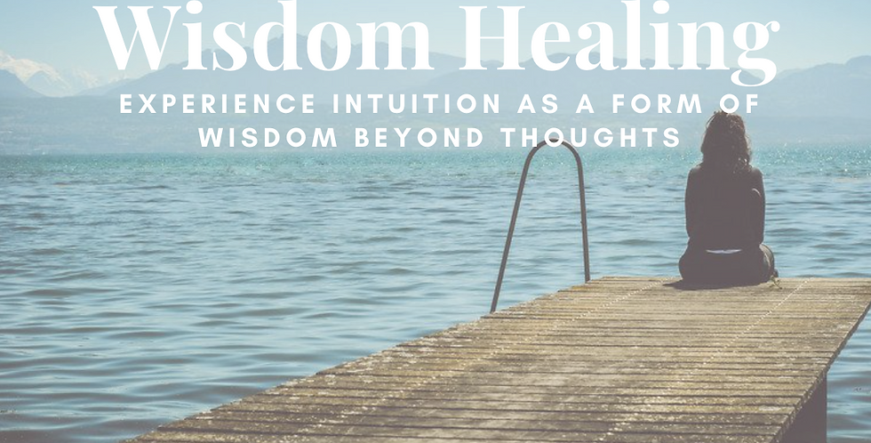 Wisdom Healing with Jenn Crawford