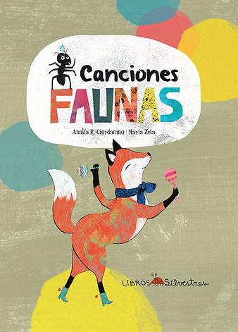 Libros Silvestres Canciones faunas