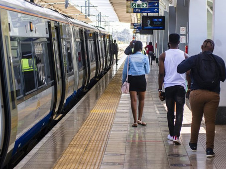 M&R expecting lower profit (not a loss) from Gautrain