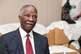 Today in history: Thabo Mbeki receives an Honorary Doctorate