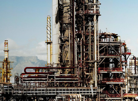 Uncertain when Milnerton oil refinery will come back on stream ­