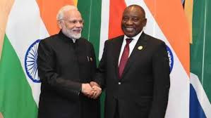 Bid to revive India-SA economic ties amid the Covid-19 new normal