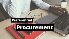 PREFERENTIAL PROCUREMENT   E-LEARNING