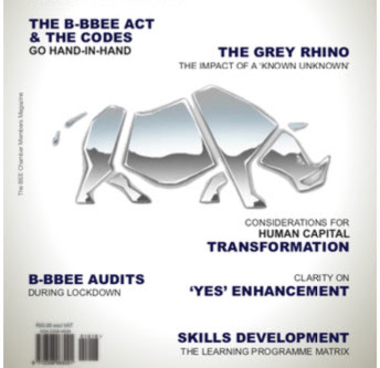 B3 E2   What is the reality of the state of transformation in SA?
