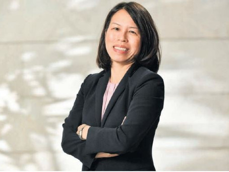 Kathy Khuu – Making a real mark in a male-dominated industry