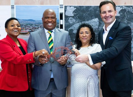 Volkswagen commits support to fund and develop black-owned suppliers