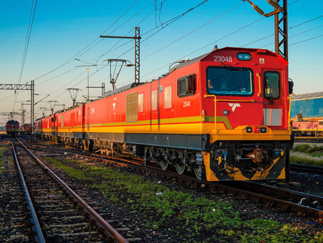 Bombardier TRAXX locomotives complete 10 million kilometres service in South Africa