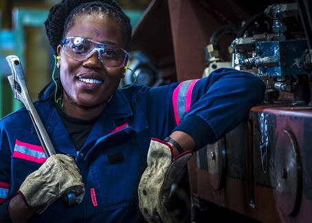 Breaking down the gender barriers in mining