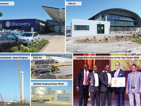 Coega says it's making significant progress to boost Eastern Cape economy