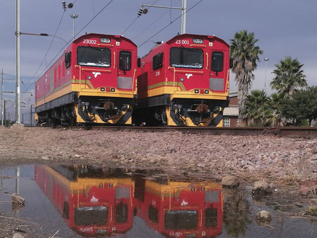 Bombardier locomotives pass 10m kilometre mark on South African rail lines