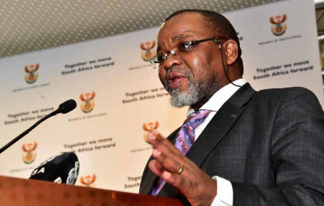 MINING CHARTER REVIEW APPLICATION TO BE HEARD FROM MONDAY