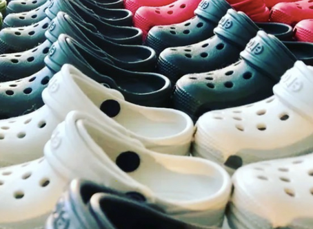 Crocs | Donating to Healthcare Workers