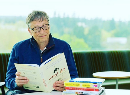 Bill Gates Now Asks One Question That he Says Would Have been Laughable to me When I was 25