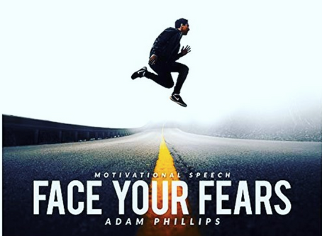 Face Your Fears - Adam Philips
