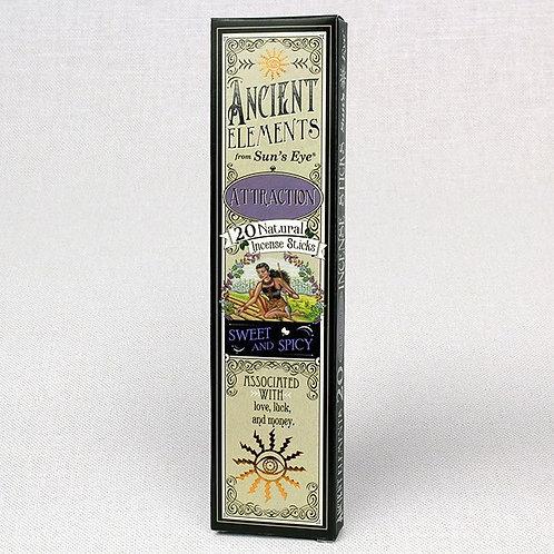 Attraction Incense