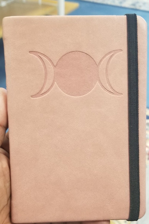 Triple Moon Pocket Journal