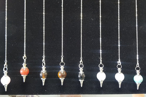 Gemstone Dowsing Pendulum