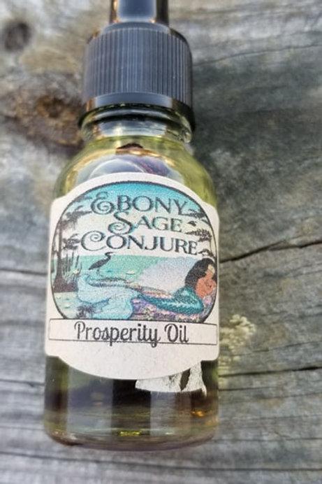 Prosperity Oil     1/2 oz