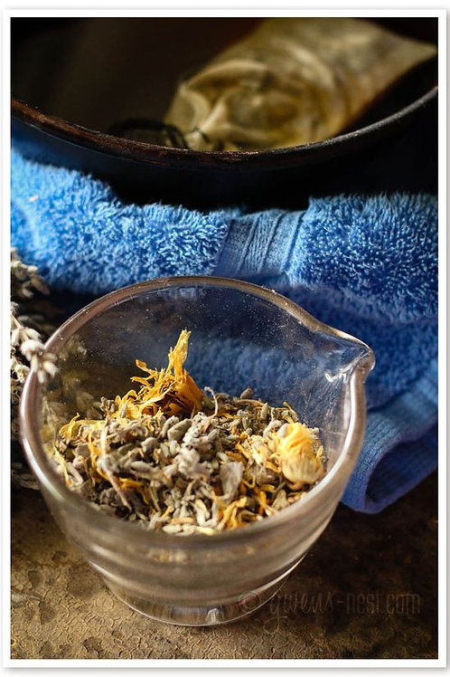 Postpartum Herbal Bath Tea (5 oz)