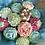 Thumbnail: Cupcake bouquet of 12 cupcakes