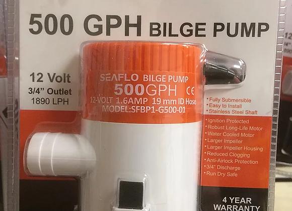 500 GPH Pump