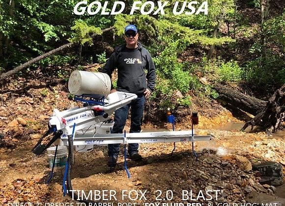 Timber Fox 2.0 blast
