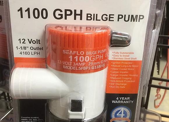 1100 GPH Pump