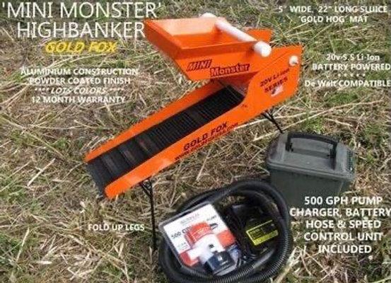 Ultra mini  monster