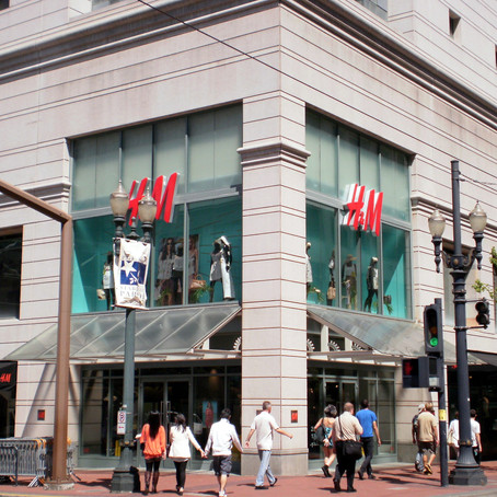 Celebrated Fast Fashion Retailer H&M Arrives in Downtown Portland!