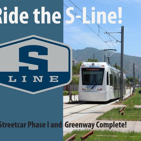 Sugar House Streetcar Implementation Moves Forward