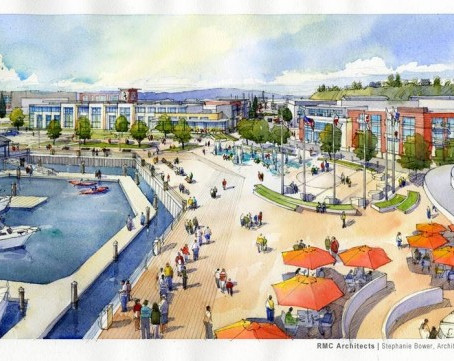 $363M Port of Everett Proposal Approved by City Council