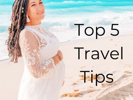 Top 5 Post-COVID Travel Tips