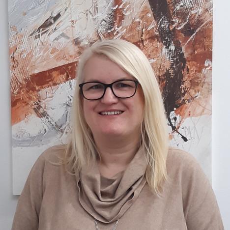 Birgit Egger, Besuchsnetzkoordinatorin