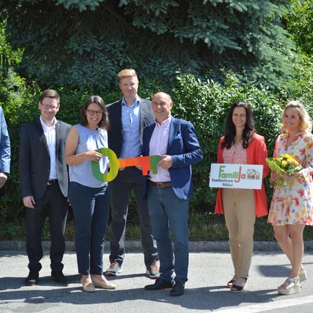 FamiliJa übernimmt Jugendzentrum Mölltal in Winklern im Jubiläumsjahr