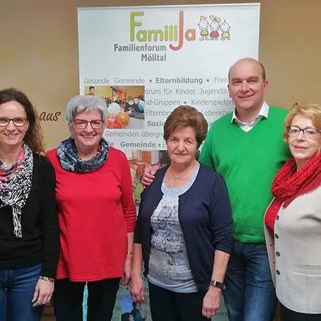 """Interessante FamiliJa-Fortbildung zur """"Wertschätzenden Kommunikation"""""""