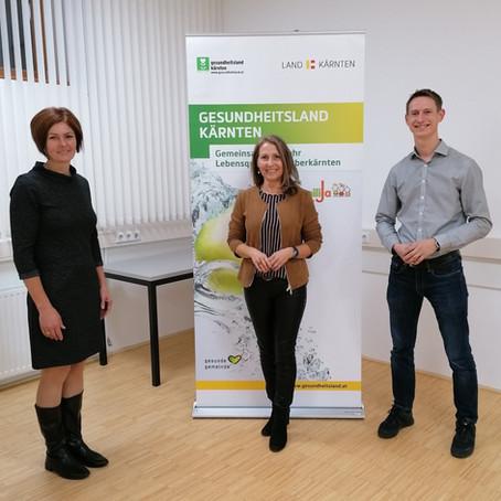 Wirksame Körpersprache mit Gertrud Reiterer-Remenyi GG-Rangersdorf
