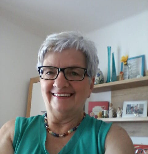 Christine Berger, Besuchsnetzkoordinatorin