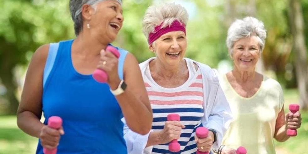 Bewegung für die ältere Generation