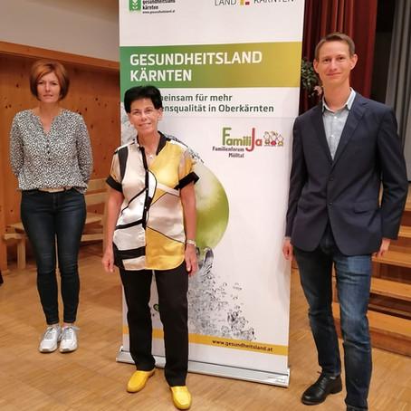 Prof. Renate Kreutzer Vortrag in GG Rangersdorf