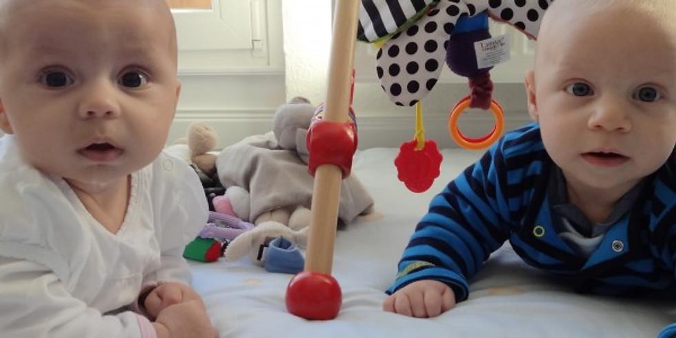 Warum Babys weinen - Auch kleine Kinder haben großen Kummer