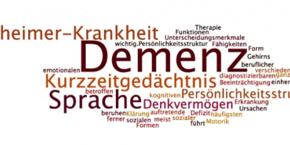 Symbolsprache von an Demenz erkrankten Menschen