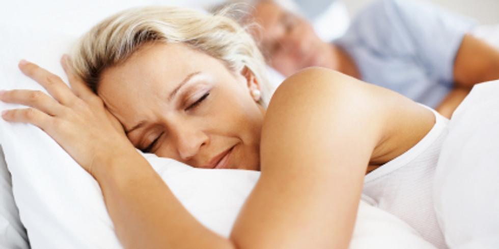 Trotz Verlustschmerz einen erholsamen Schlaf finden