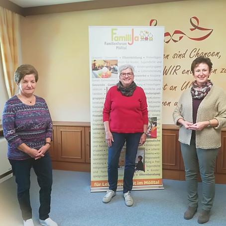 Gedächtnistraining für FamiliJa-Ehrenamtliche in Flattach