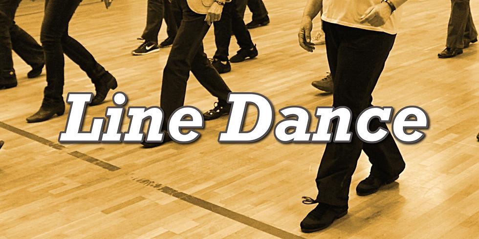 Line-Dancing für Jugend und Junggebliebene