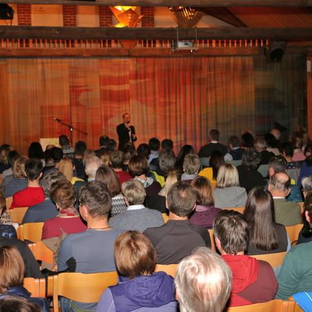 """Dr.med. Anton Johannes Suntinger begeisterte mit seinem Vortrag """"Die Macht der Gedanken"""""""